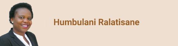 Humbulani Ralatisane
